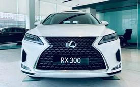 Chi tiết Lexus RX300 2020 đầu tiên về Việt Nam - SUV hạng sang cỡ trung giá 3,18 tỷ đồng đối đầu Mercedes GLE và BMW X5