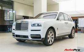 Dù muốn, không phải đại gia nào cũng có thể drift... Rolls-Royce Cullinan