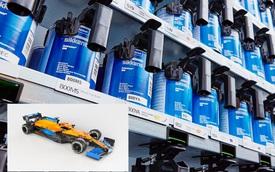 McLaren sử dụng sơn xe mỏng chỉ bằng... 1/3 sợi tóc