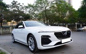 Sau 9.000 km, Vinfast Lux A2.0 được bán lại với giá chưa tới 1 tỷ đồng