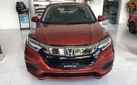 Dọn kho, Honda HR-V giảm giá sốc 150 triệu đồng nhưng kèm điều kiện hiểm hóc