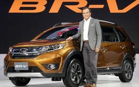 Honda đóng cửa vĩnh viễn 1 nhà máy lắp ráp BR-V, City tại Đông Nam Á