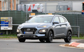 Hyundai Kona mới lộ diện cùng thông tin hot của phiên bản hiệu suất cao N