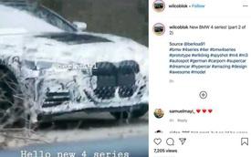 Ác mộng trở lại: BMW 4-Series hoàn chỉnh 99% xuất hiện với tản nhiệt siêu to khổng lồ