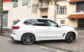 Bắt gặp BMW X5 xDrive40i M Sport cực độc tại Việt Nam, mức giá khiến nhiều người tò mò