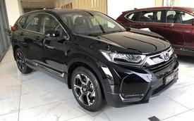 Honda CR-V giảm giá tới 80 triệu đồng tại đại lý, để ngỏ khả năng về bản nâng cấp 2020