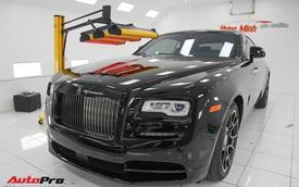 Sở hữu Rolls-Royce Wraith Black Badge đầu tiên Việt Nam nhưng chỉ chạy 4.000 km, đại gia Hà Nội bán xe với giá hơn 10 tỷ đồng