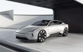 Ra mắt Polestar Precept Concept - Xe Trung Quốc không đụng hàng