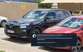 Người dân Nam Phi 'tóm gọn' VinFast Lux SA chạy thử với vài điểm kỳ lạ: 'Đây là sự kết hợp giữa người Đức và người Ý, cảm giác như BMW X5'