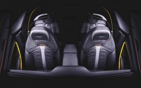 Bentley Bacalar - Siêu phẩm giá không dưới 2 triệu đô khoe nội thất sang xịn
