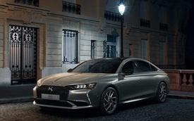 DS 9 - Canh bạc của xe Pháp đấu BMW 5-Series, Mercedes-Benz E-Class và Audi A6