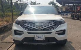 Ford Explorer thế hệ mới bất ngờ xuất hiện tại Việt Nam, chào bán với giá ngất ngưởng 4,4 tỷ đồng