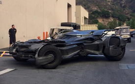 Không phải có tiền là có tất cả, siêu xe Batmobile triệu USD bị cảnh sát tịch thu vì lý do bất đắc dĩ