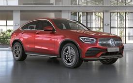 Lộ diện Mercedes-Benz GLC 300 Coupe 2020 sắp ra mắt Việt Nam, giá dự kiến gần 3 tỷ đồng