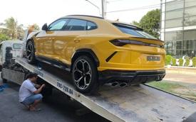 Thêm chiếc Lamborghini Urus 'mới cứng' về đại lý chính hãng, nguồn gốc khiến nhiều người ngạc nhiên