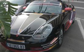 Porsche Boxster độ như xe Tàu nhái, dân mạng chỉ biết thốt lên: 'Trời ơi, thảm hoạ'
