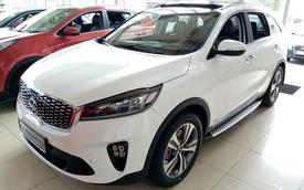 Kia Sorento 2020 'phiên bản Việt' sắp ra mắt, phả hơi nóng lên Hyundai Santa Fe