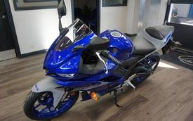 Yamaha R3 2020 về Việt Nam với giá giảm sốc còn 129 triệu đồng, thêm trang bị mà nhiều biker ao ước