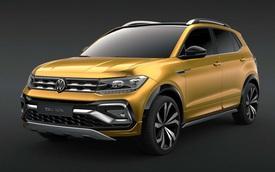 Trình diện Volkswagen Taigun - SUV mới đối đầu Ford EcoSport và ngáng đường Kia Seltos
