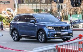 Rộ tin đồn Kia Sorento thế hệ thứ 4 về Việt Nam vào tháng 9 năm nay - Đấu Hyundai Santa Fe và Mazda CX-8