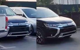 Lộ diện Mitsubishi Outlander 2020 tại Việt Nam: Nâng cấp để đe doạ Honda CR-V