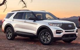 Bị chê tơi tả, Ford Explorer bán tệ thảm hại nhưng tiết lộ của lãnh đạo hãng lại gây ngạc nhiên