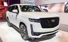Ra mắt Cadillac Escalade 2021 - SUV full-size yêu thích của nhà giàu Việt lột xác để đấu Lexus LX570 và Mercedes-Benz GLS