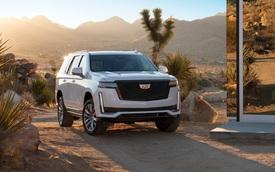 Cadillac Escalade sắp có nâng cấp đặc biệt, đại gia Việt đặt mua xe tư nhân cần lưu ý