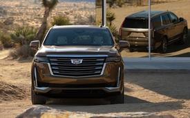Cadillac lùi ngày ra mắt 'bom tấn' SUV với tham vọng lấy lại vị thế số 1 toàn cầu