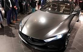 Mazda6 thế hệ mới lộ trang bị mới trong cuộc đấu với Toyota Camry
