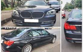 Sau màn 'trẻ hoá' 3 năm tuổi, BMW 750 Li được rao bán với giá rẻ ngang Mazda3 mua mới