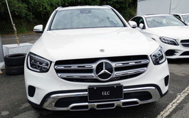 Lộ diện Mercedes-Benz GLC 200 2020 lắp ráp tại Việt Nam: Màn hình 10,25 inch, camera 360, lốp dự phòng