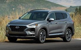 Hyundai Santa Fe nhanh chóng nâng cấp, đe nẹt Kia Sorento thế hệ mới sắp ra mắt