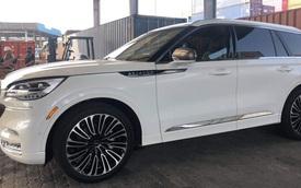 'Xế lạ' bạc tỷ Lincoln Aviator đầu tiên về Việt Nam - Đối trọng mới của Mercedes-Benz GLE và BMW X5