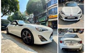 """Toyota FT-86 bán lại giá hơn 800 triệu đồng cùng lời quảng cáo: """"Biển VIP mãi mãi phát vô tận"""""""