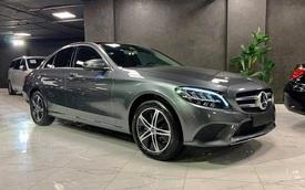 Lộ diện Mercedes-Benz C 180 'giá rẻ' sắp bán tại Việt Nam - Xe sang Đức cạnh tranh Toyota Camry, Honda Accord