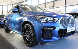 BMW X6 2020 có giá dự kiến hơn 4,6 tỷ đồng tại Việt Nam, nhanh chân khi Mercedes-Benz GLE Coupe mới chưa kịp về