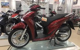 Xe máy Honda đồng loạt giảm ở đại lý, nhiều xe đang bán dưới giá đề xuất