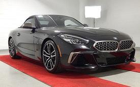 'Xe chơi' BMW Z4 2020 chính hãng chào nhà giàu Việt với giá khoảng hơn 3 tỷ đồng