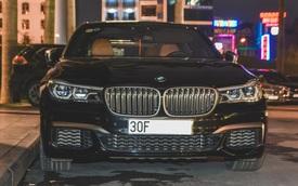 Đám cưới Duy Mạnh - Quỳnh Anh: Gia đình bầu Hiển xuất hiện với xế tiền tỷ BMW M760Li và Porsche Panamera Turbo S Executive