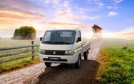 Super Carry Pro - xe tải nhẹ phù hợp vận chuyển nội thành