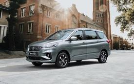 Suzuki Ertiga 2020 ra mắt Việt Nam, giá từ 499 triệu đồng
