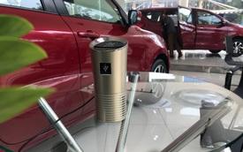 Phòng tránh dịch Corona, Suzuki tặng máy lọc không khí cho khách mua ô tô