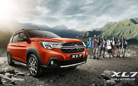 Rò rỉ giá bán Suzuki XL7 tại Việt Nam, dự kiến ra mắt trong tháng 8