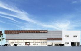 Hyundai Giải Phóng cơ sở Ngọc Hồi – Showroom Hyundai 3S tiêu chuẩn toàn cầu