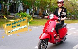 VNI triển khai bảo hiểm vật chất xe máy giá hấp dẫn chỉ từ 9.000 đồng/tháng