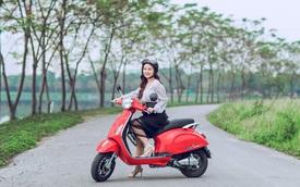 Khám phá Anbico ValerioX - Xe máy điện cho giới trẻ Việt