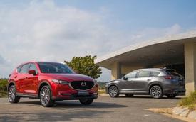 Mazda CX-5, Mazda CX-8 ưu đãi lên đến 150 triệu đồng tại Việt Nam