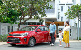 Kia Soluto - 'Món hời' hơn 400 triệu đồng cho gia đình trẻ Việt Nam