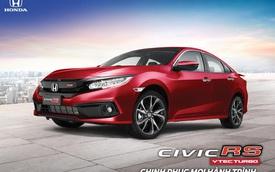 Honda Civic RS thêm màu mới tại Việt Nam